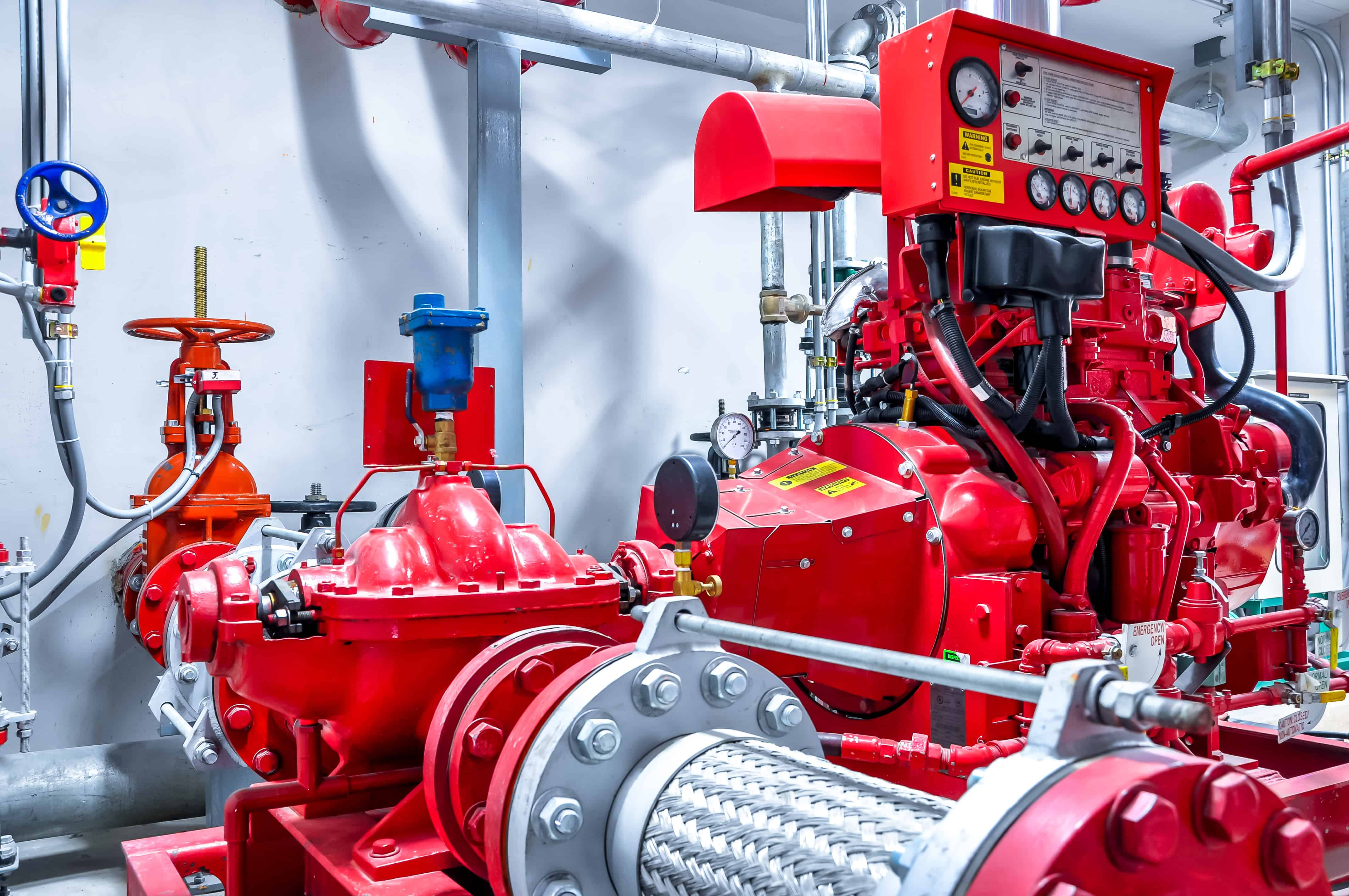 Complete fire and pumps Wollongong's Premier pump and fire protection specialists