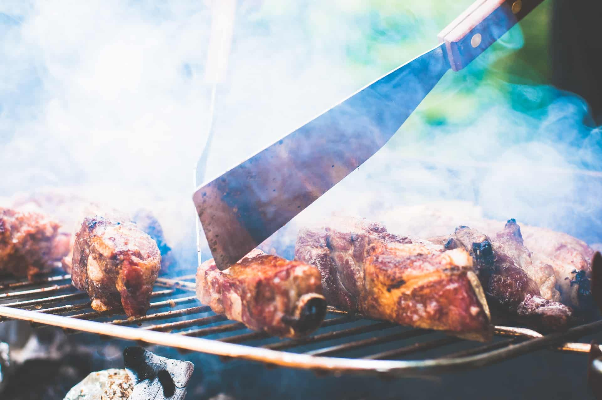 BBQ Fire Safety Advice For Holiday Season.