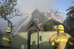 Read more about the article Home Fires Caused by Wiring