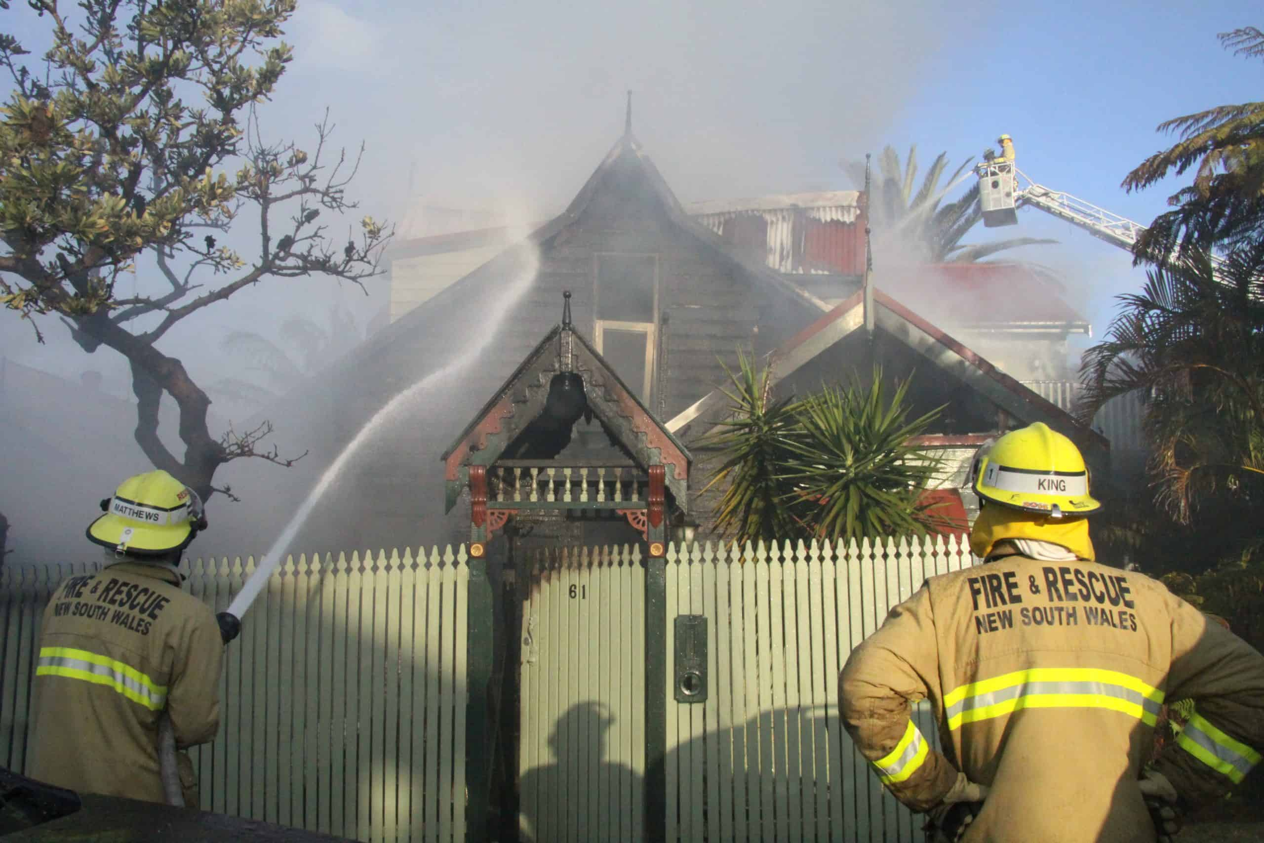 Home Fires Caused by Wiring