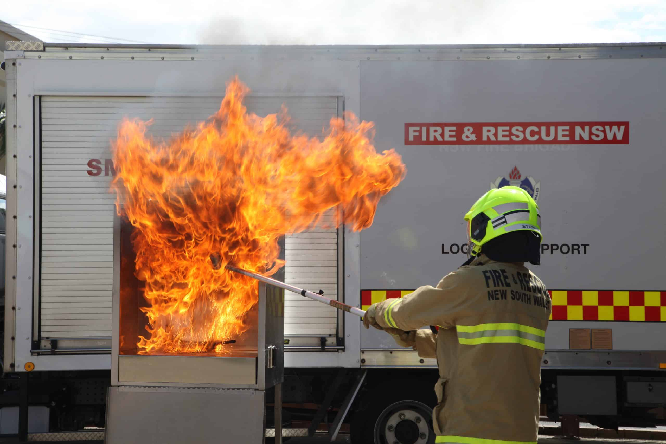 What is Fireproofing?