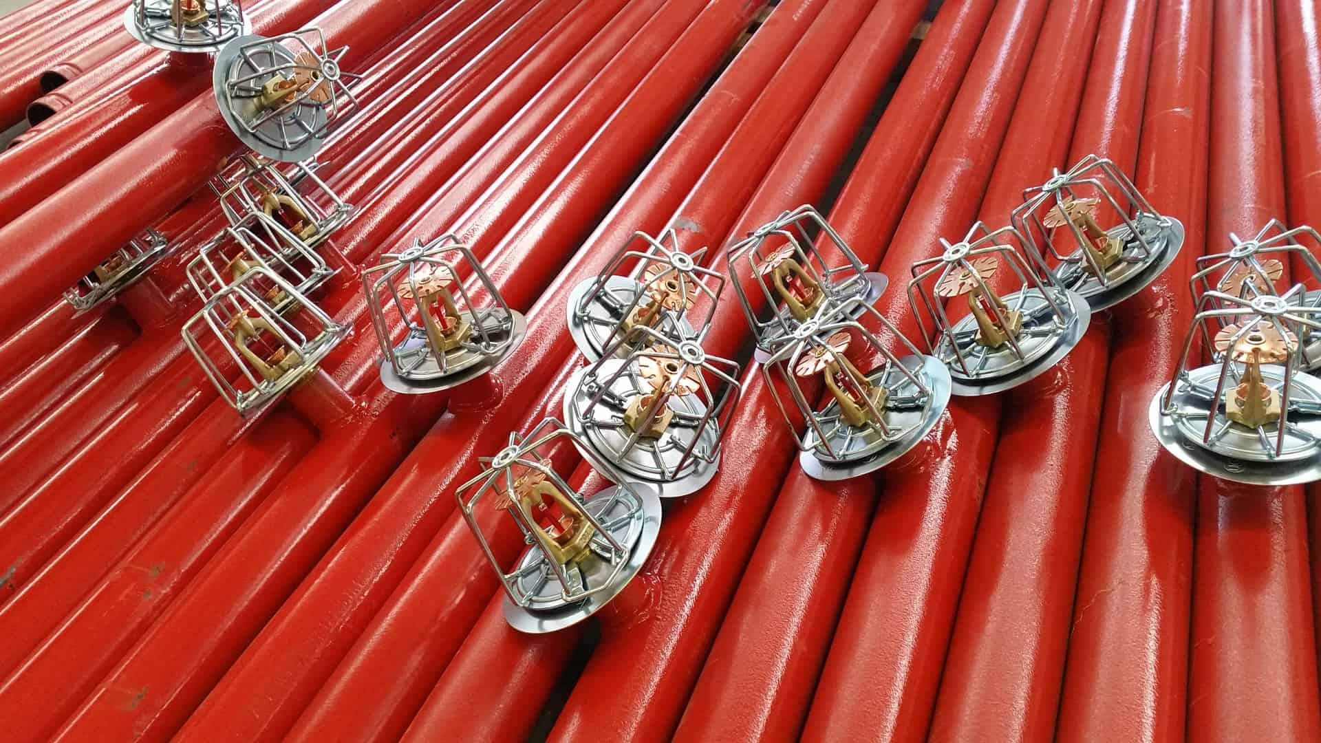 Read more about the article Install Active Fire Protection – Sprinkler Systems