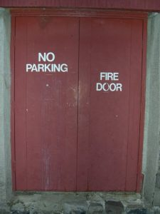 Read more about the article Types and Uses of Fire Doors in Commercial Premises
