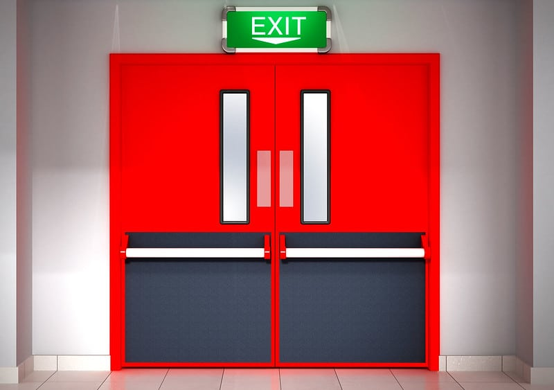 Read more about the article Doctors, Nurses and Fire Resistant Doors.