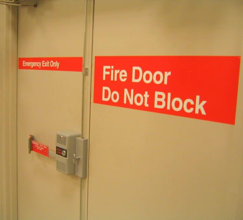 fire doors Sydney