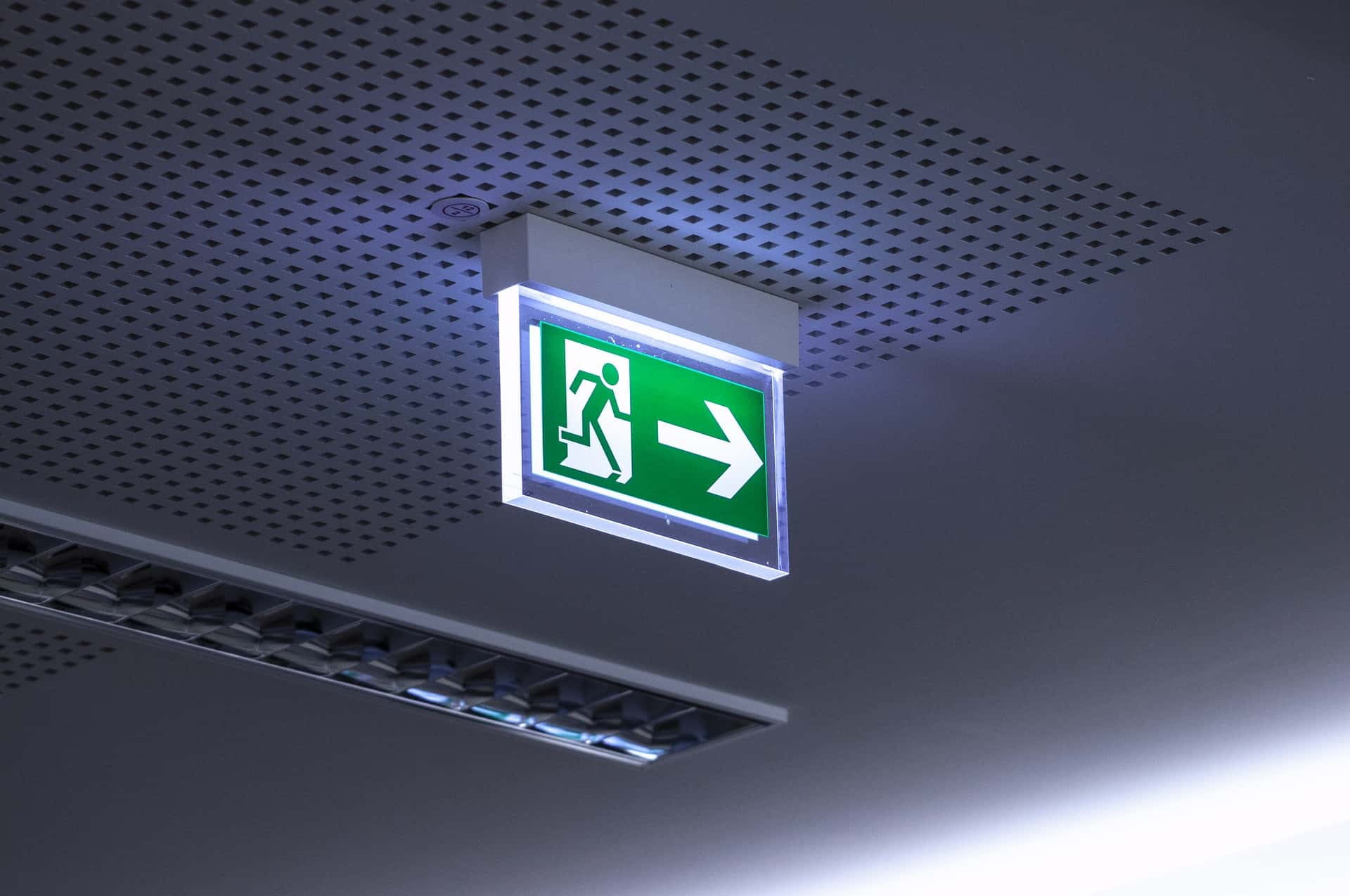 Fire Safety Signs and You