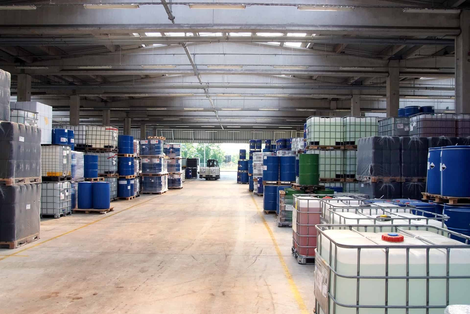Read more about the article Warehouse fire protection