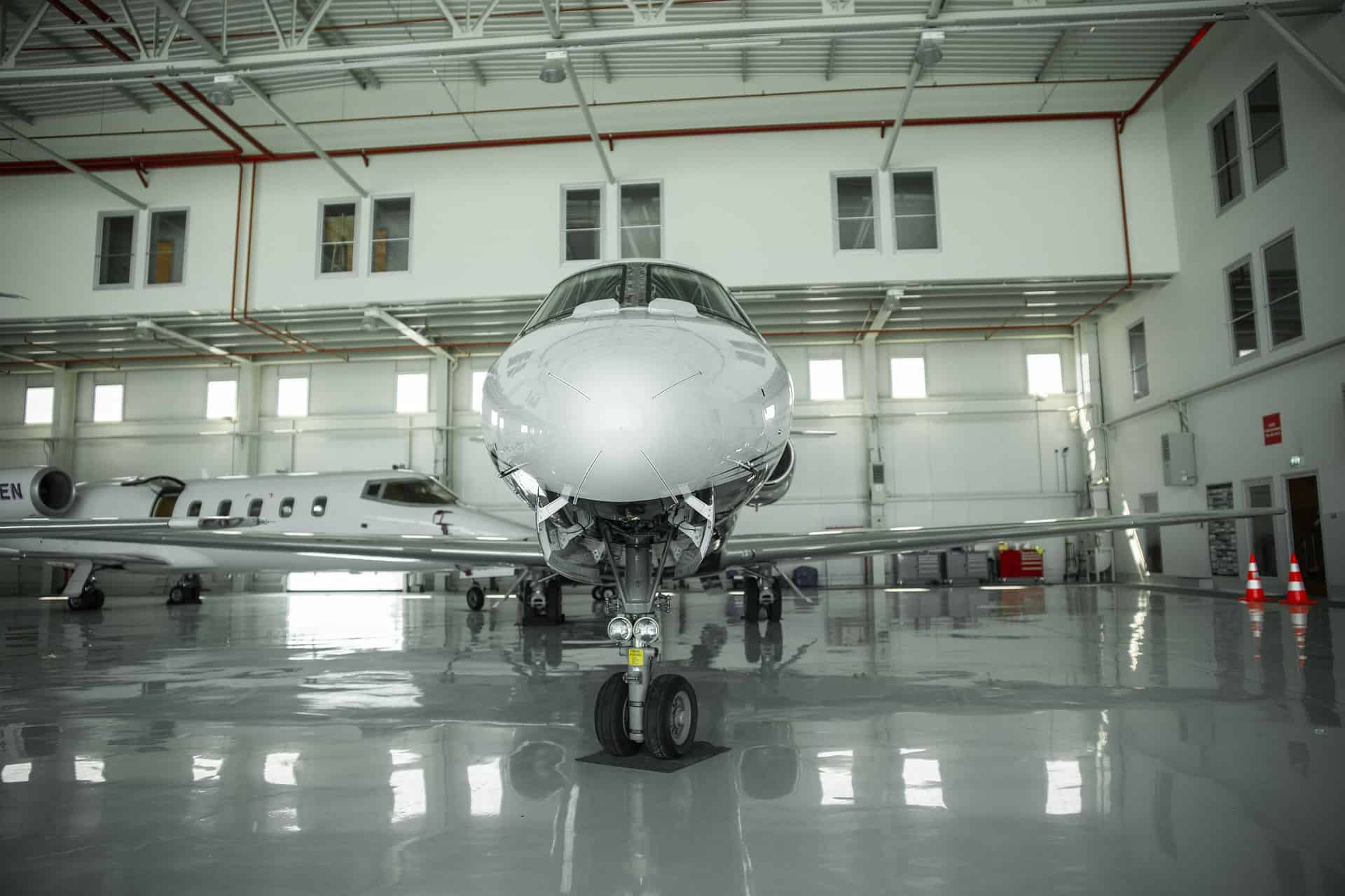 Fire Protection For Aircraft Hangars