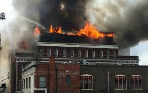 Read more about the article Fire-Rated Requirements For Commercial Buildings