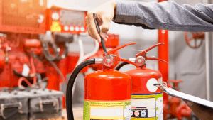 Read more about the article Simple Checklist for Fire Inspection