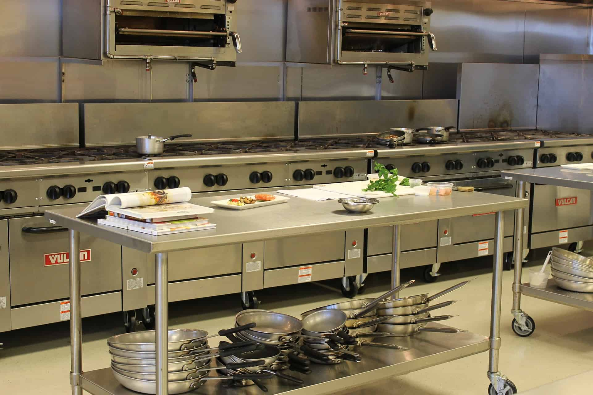 Fire Suppression Essentials for Restaurant and Commercial Kitchens