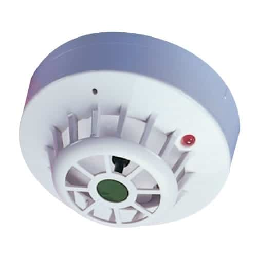 rate of rise heat detection