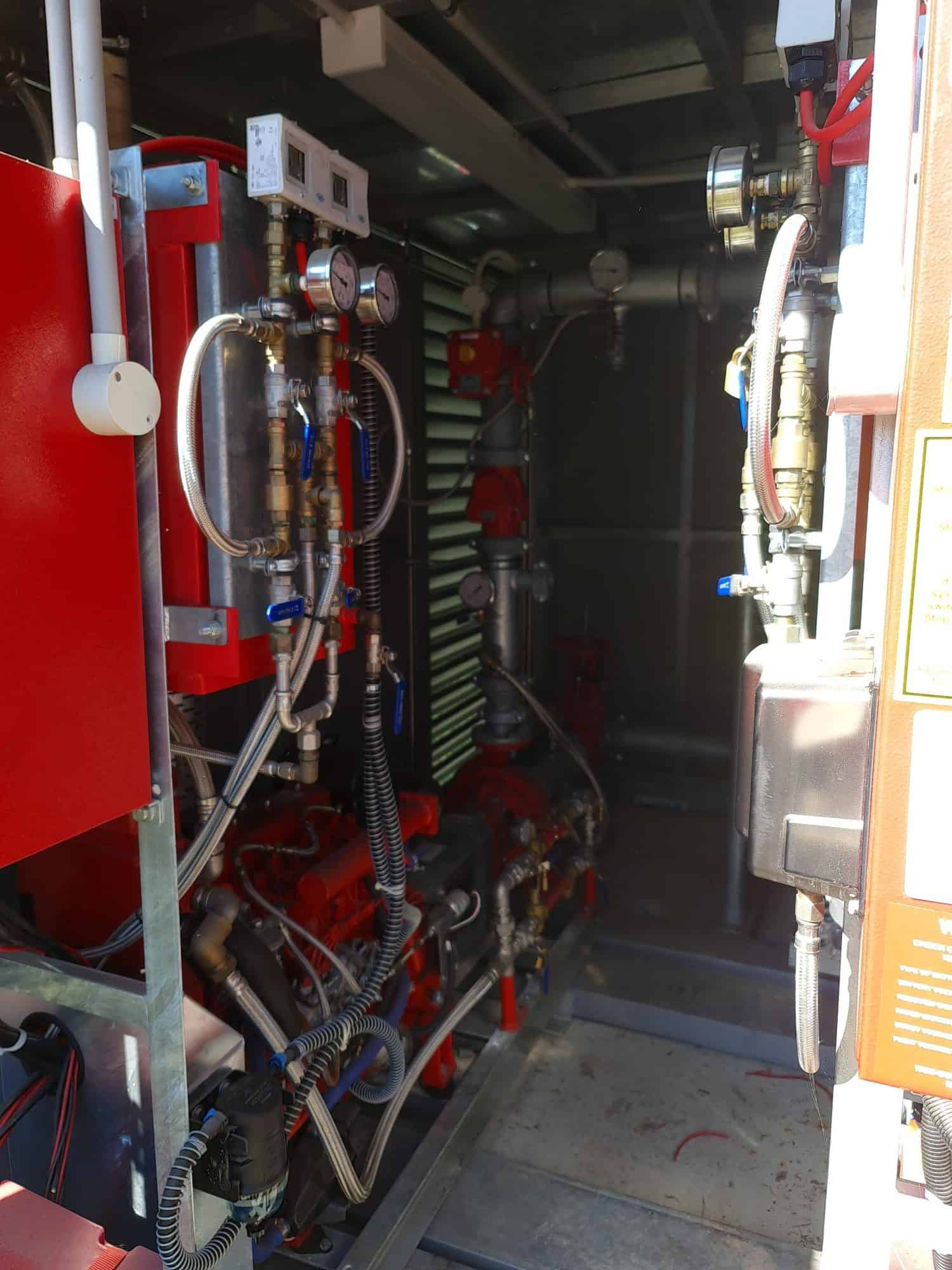 A Few Facts About Fire Pumpsets