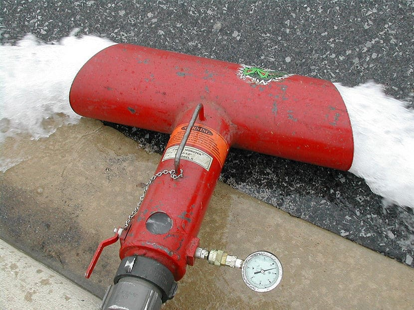 flushing fire pipelines